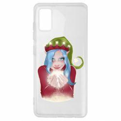 Чехол для Samsung A41 Elf girl