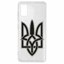 Чохол для Samsung A41 Emblem  16