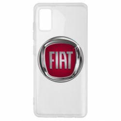 Чохол для Samsung A41 Emblem Fiat