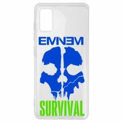 Чохол для Samsung A41 Eminem Survival