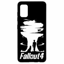 Чехол для Samsung A41 Fallout 4 Art