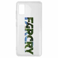 Чехол для Samsung A41 Far Cry Island