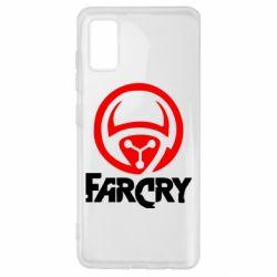 Чехол для Samsung A41 FarCry LOgo