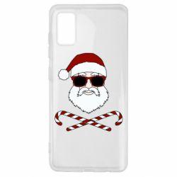 Чохол для Samsung A41 Fashionable Santa