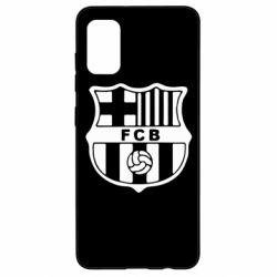 Чехол для Samsung A41 FC Barcelona