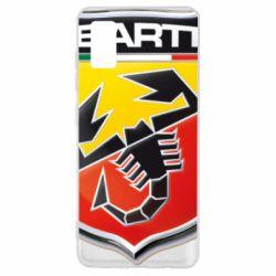 Чехол для Samsung A41 FIAT Abarth