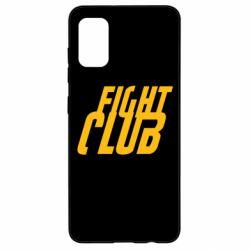 Чохол для Samsung A41 Fight Club