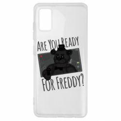 Чехол для Samsung A41 Five Nights at Freddy's 1
