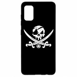 Чохол для Samsung A41 Flag pirate