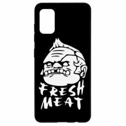 Чехол для Samsung A41 Fresh Meat Pudge