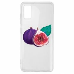 Чехол для Samsung A41 Fruit Fig