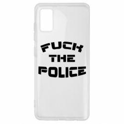 Чохол для Samsung A41 Fuck The Police До біса поліцію