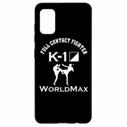 Чохол для Samsung A41 Full contact fighter K-1 Worldmax
