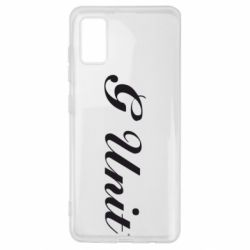 Чехол для Samsung A41 G Unit