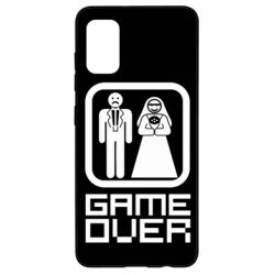 Чехол для Samsung A41 Game Over
