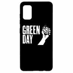 "Чохол для Samsung A41 Green Day "" American Idiot"
