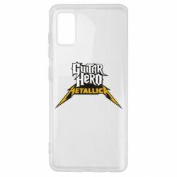 Чохол для Samsung A41 Guitar Hero Metallica