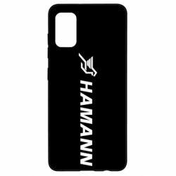Чохол для Samsung A41 Hamann
