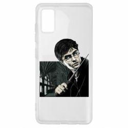 Чехол для Samsung A41 Harry Potter