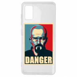 Чохол для Samsung A41 Heisenberg Danger