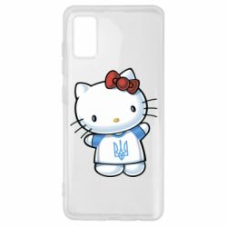 Чехол для Samsung A41 Hello Kitty UA