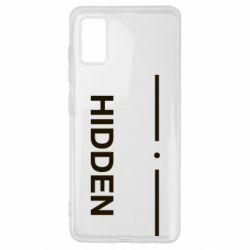 Чохол для Samsung A41 Hidden