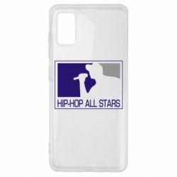 Чохол для Samsung A41 Hip-hop all stars