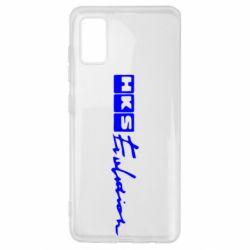 Чохол для Samsung A41 HKS logo