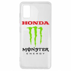 Чехол для Samsung A41 Honda Monster Energy