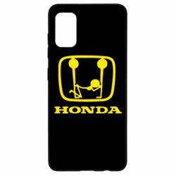 Чехол для Samsung A41 Honda