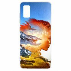 Чехол для Samsung A41 Horizon Zero Dawn art