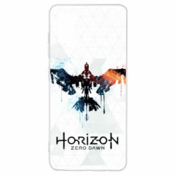 Чехол для Samsung A41 Horizon Zero Dawn low poly