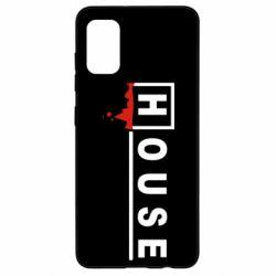 Чехол для Samsung A41 House