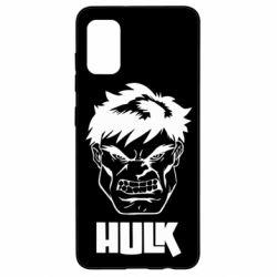 Чохол для Samsung A41 Hulk face