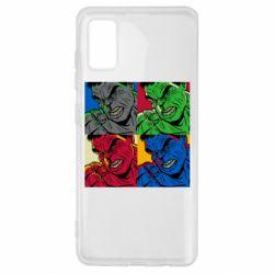 Чехол для Samsung A41 Hulk pop art