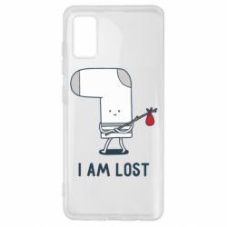 Чохол для Samsung A41 I am lost