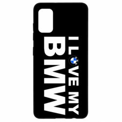 Чохол для Samsung A41 I love my BMW