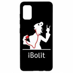 Чехол для Samsung A41 iBolit