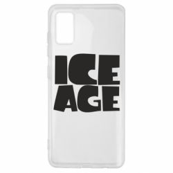 Чехол для Samsung A41 ICE ACE