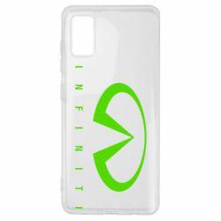 Чехол для Samsung A41 Infiniti