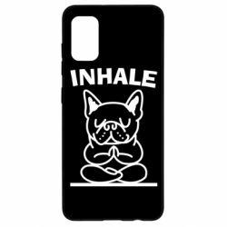 Чохол для Samsung A41 Inhale