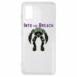 Чехол для Samsung A41 Into the Breach roboi