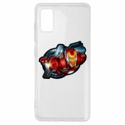 Чохол для Samsung A41 Iron Man and Avengers