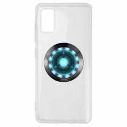 Чехол для Samsung A41 Iron Man Device