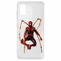 Чохол для Samsung A41 Iron man spider
