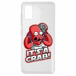 Чохол для Samsung A41 It's a crab!
