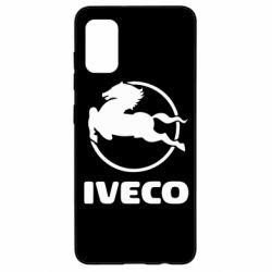 Чехол для Samsung A41 IVECO