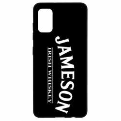 Чехол для Samsung A41 Jameson