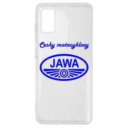 Чохол для Samsung A41 Java Cesky Motocyclovy