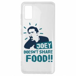 Чехол для Samsung A41 Joey doesn't share food!
